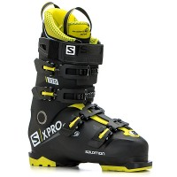 Salomon X PRO 110 (Blk/Acid Green)